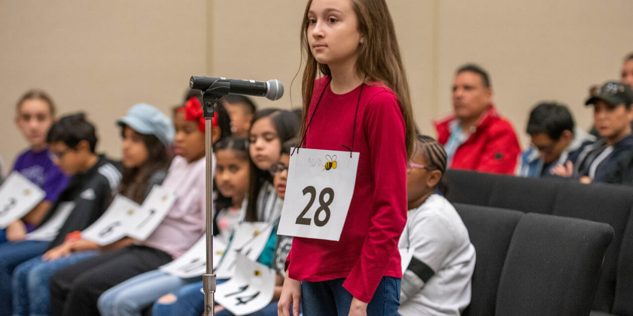 Theiss Elementary Spelling Bee Winner Shares Her Story