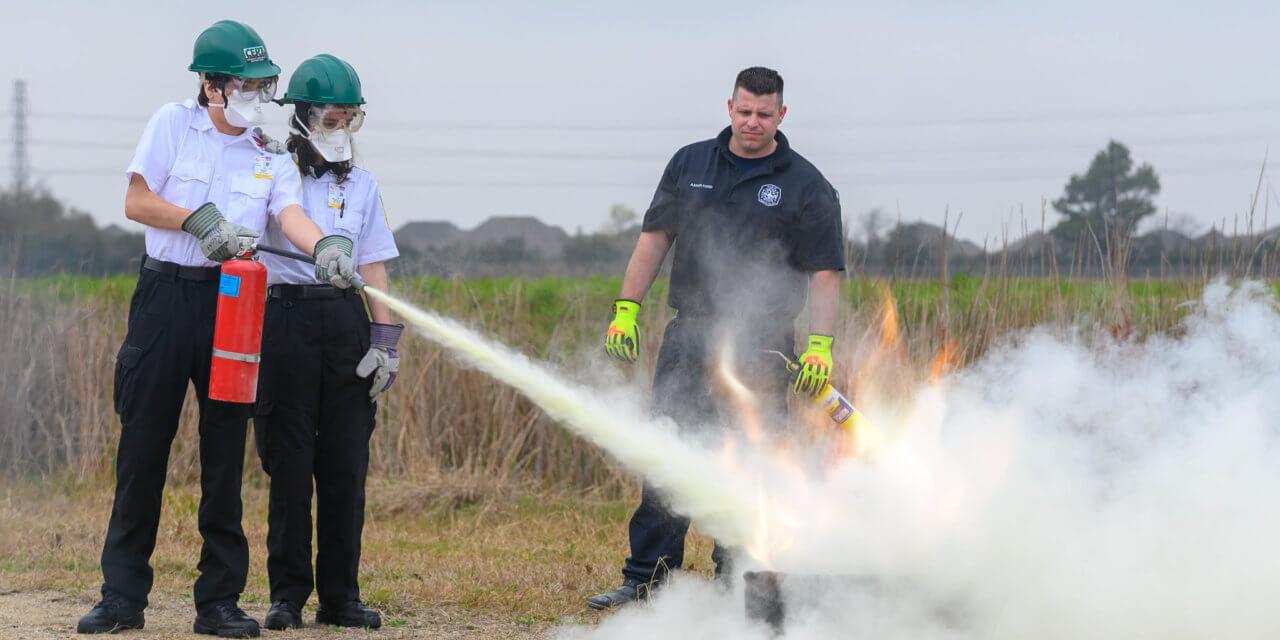 Klein ISD Students Certified in Emergency Response
