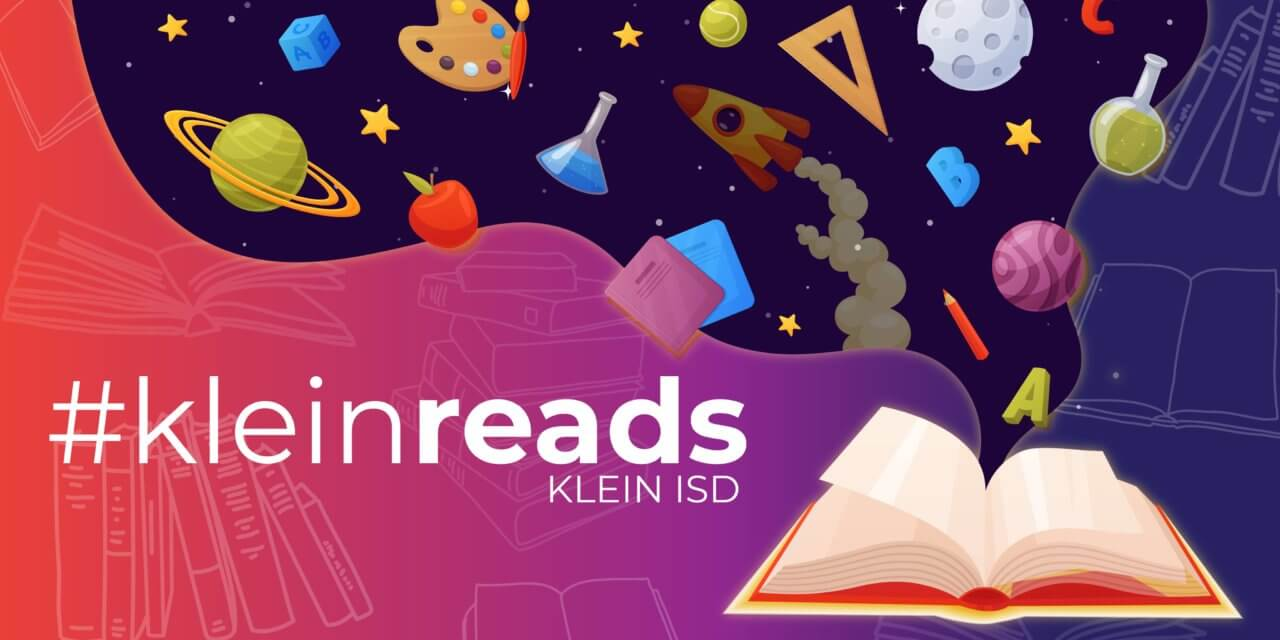 #kleinreads – Share Your Love of Reading with Our Klein Community