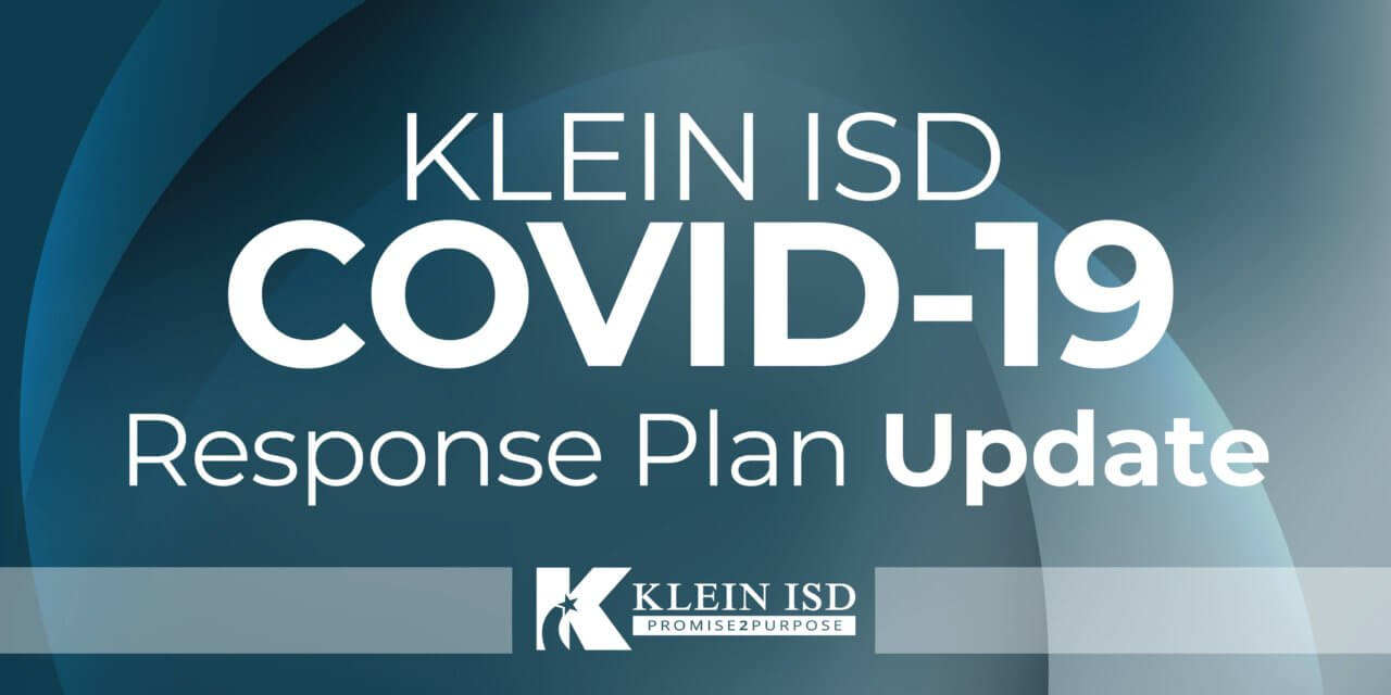 Update #10 – Klein ISD COVID-19