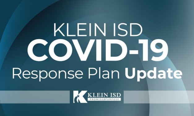 更新#14 –克莱因ISD COVID-19