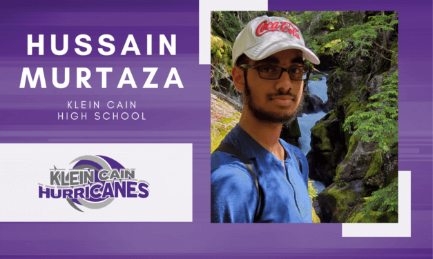 Hurricane Senior Scholar Spotlight