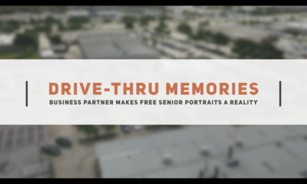 Klein Community Comes Together to Honor Seniors in Drive-Thru Photoshoot