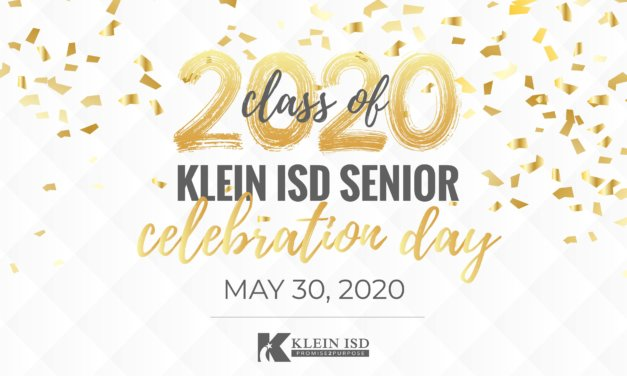 Klein ISD To Certify Graduates Virtually May 30