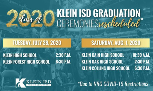 UPDATED: Announcing Changes to Graduation and Prom