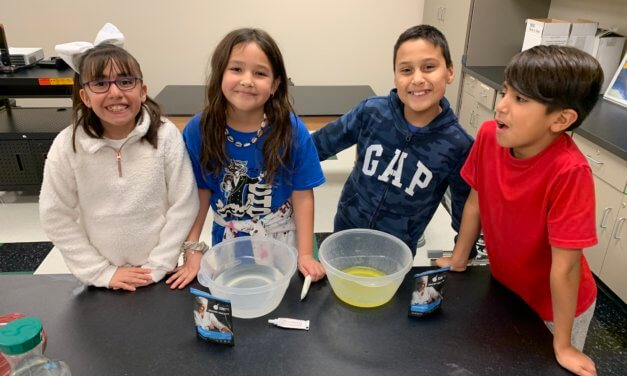 Bernshausen Students Place in National Recycling Contest