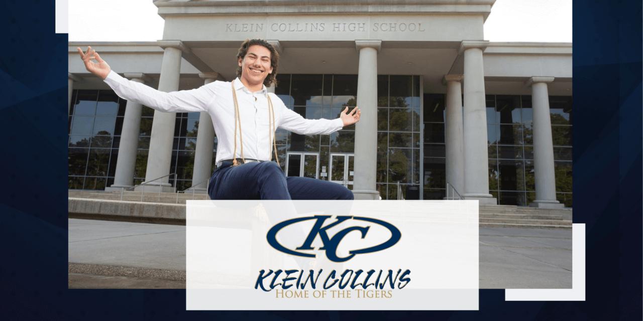 Klein Collins Senior Scholar Spotlight – Kade Trujillo