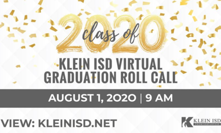 Class of 2020 Virtual Roll Call