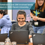 Klein ISD Celebrates over 200 Involved Family Members in 2020 Parent University