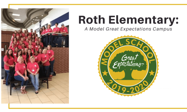 Roth Elementary Achieves Great Expectations Model School Status