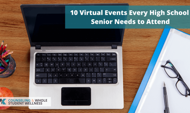 10 Virtual Events Every High School Senior Needs to Attend