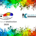Klein ISD Named a 2020 TAEA District of Distinction