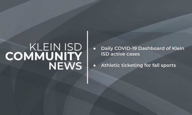 Community News: New COVID-19 Dashboard and Football Ticketing Info