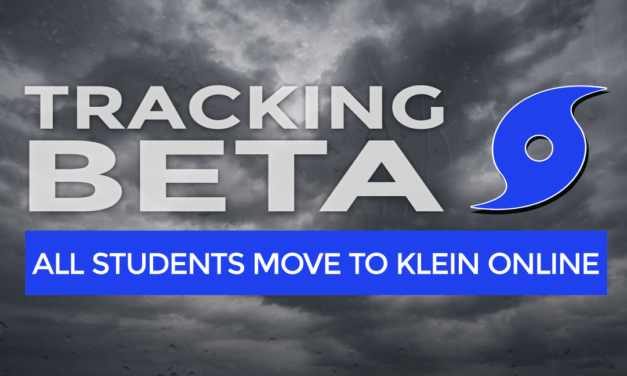 Tropical System Beta Update #4: All Klein ISD Students Moving to KOL Today