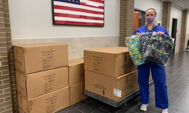 Epps Island Students Receive School Supplies Through Generous Donation