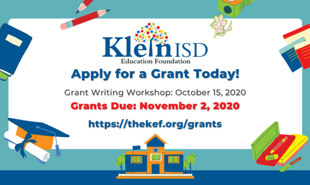 Apply Today for an Educator Grant with the Klein Education Foundation