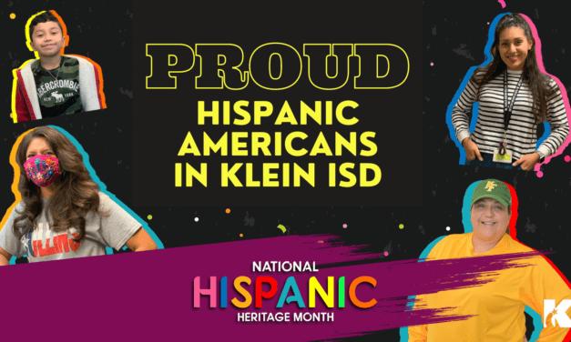 Meet Proud Hispanic Americans in Klein ISD