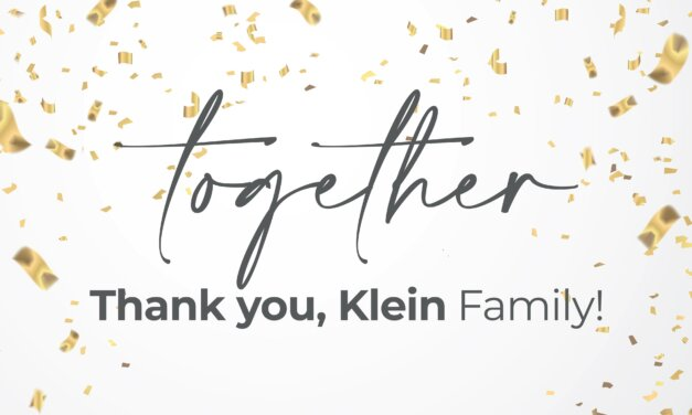 2020-2021 Klein Family Loyalty Incentive