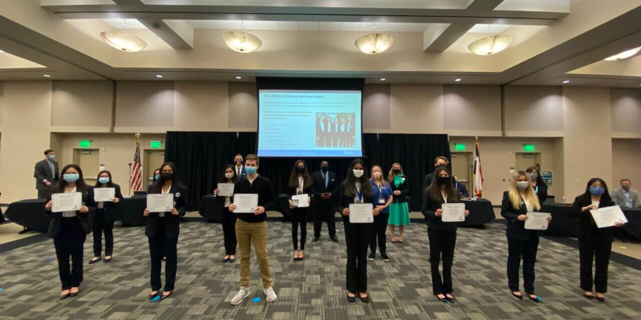 Klein ISD HOSA Students Bring Home the Gold at International Leadership Conference