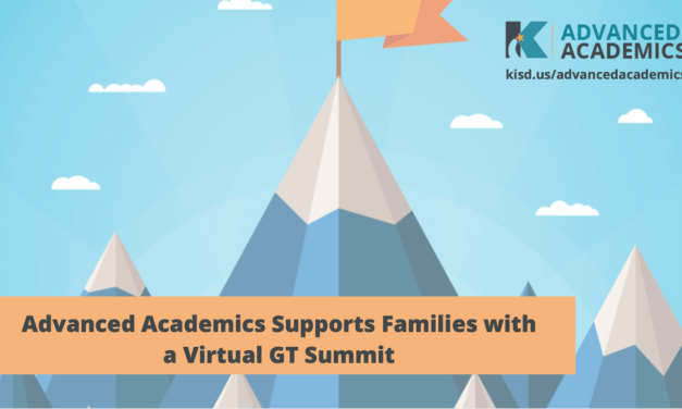 Advanced Academics Supports Families with a Virtual GT Summit