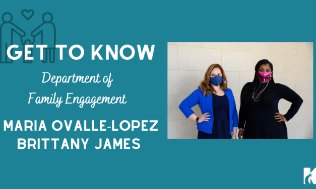 Meet Maria Ovalle-Lopez and Brittany James : Klein ISD Family Engagement