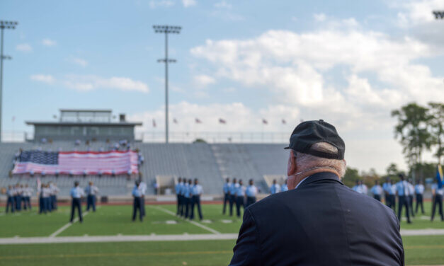 Klein ISD Celebrates Veterans and Active Duty Military Personnel