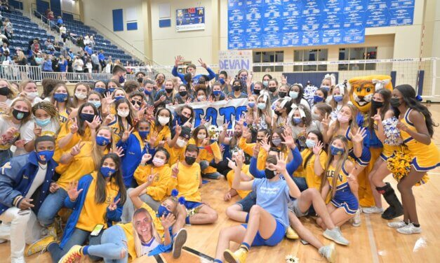 Klein High Volleyball Advances to State After Defeating Flower Mound