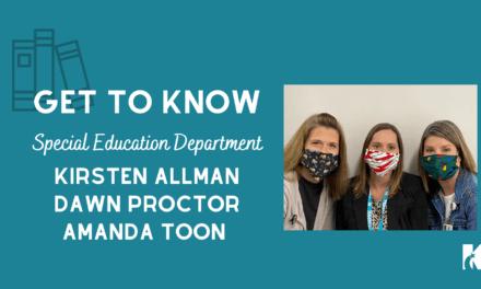 Meet Dr. Kirsten Allman, Dr. Dawn Proctor and Amanda Toon : Klein ISD Special Education