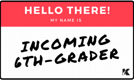 Online Orientation Website Open for Incoming 6th-Grade Students