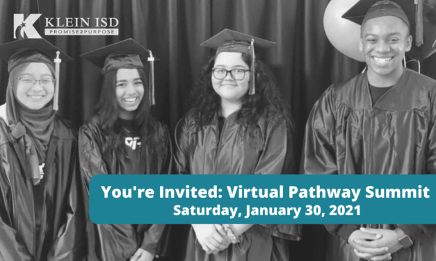 You're Invited: Virtual Pathway Summit January 30, 2021