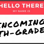 在线迎新网站面向九年级学生开放