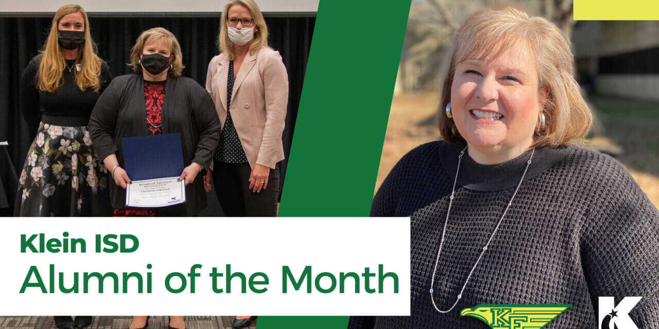 Beth Gilleland Named Alumni of the Month for January