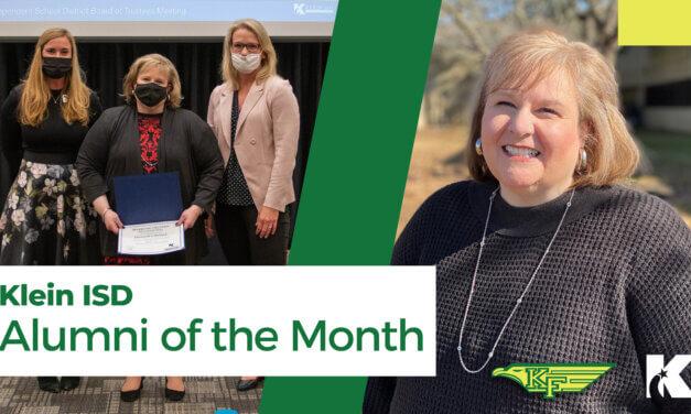 贝丝·吉兰德(Beth Gilleland)被评为一月份的本月校友