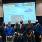 Klein Cain Students and Teacher Honored at Board Meeting