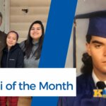 Tom Hargrove Honored as Alumni of the Month by Klein ISD Board