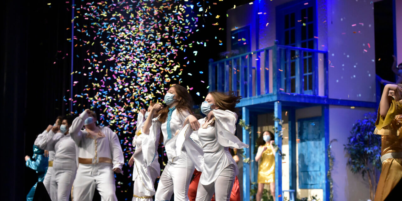 Klein Collins Drama Students Awarded $12,000 in Scholarships