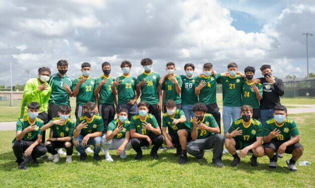 Klein Forest Boys Soccer Breaks 35-Year Playoff Drought, Advances to Regional Semi-Finals