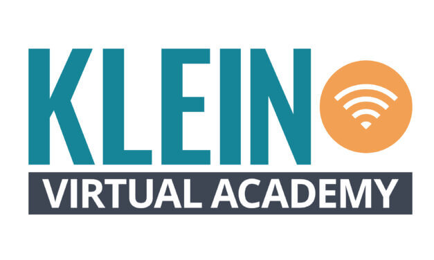 Klein Virtual Academy Opening Fall 2021, Student Applications Start April 23