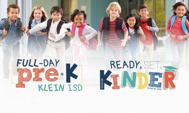 Pre-K & Kindergarten Enrollment Open for 2021-2022 School Year
