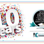 Klein ISD nombrada la mejor comunidad para la educación musical por décimo año consecutivo