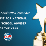 Klein Cain Teacher Named National Student Council Adviser of the Year Finalist