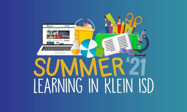 Getting Ahead by Getting Involved – Klein ISD Summer '21 Program Catalog