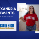 Alexandria Clements, Klein High Top 10 – Senior Spotlight