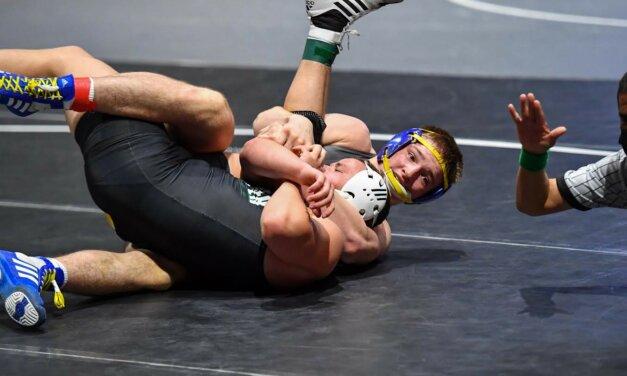 Klein High Wrestler Wins First Place at State Tournament
