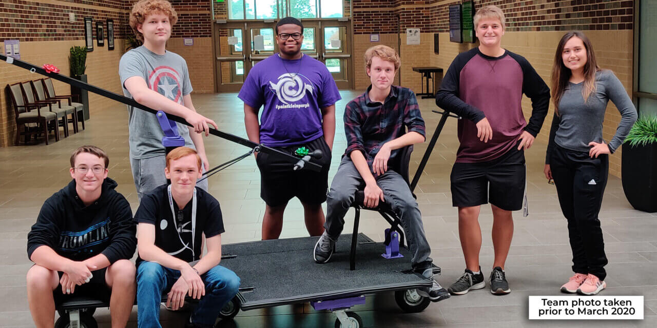 Klein Cain High School's 'Cain Tank' Paves the Path to Innovation