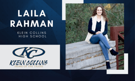 Laila Rahman, Klein Collins High Top 10 – Senior Spotlight