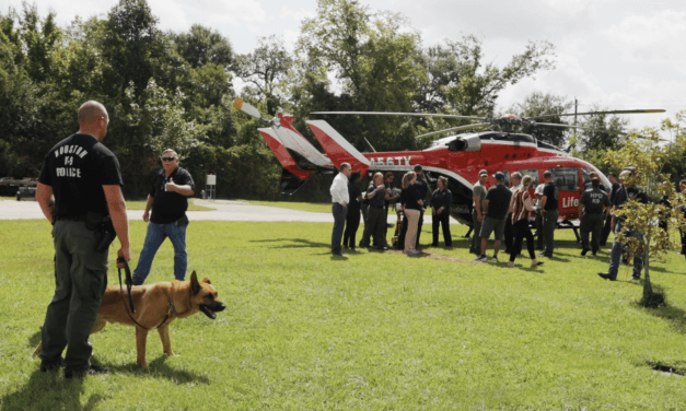 Klein ISD Police Department Hosting Life Flight K9 Casualty Care Course