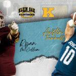 Dos ex atletas de Klein ISD fichados a la NFL