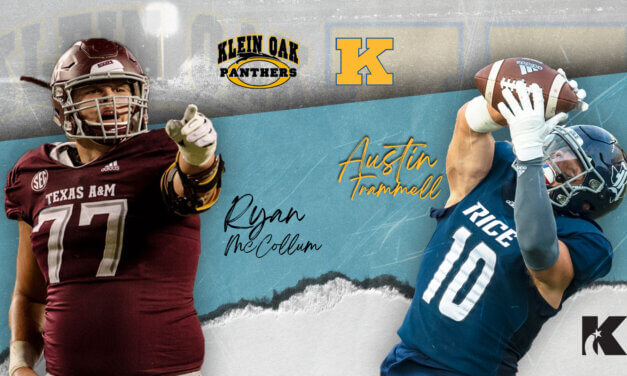 Two Former Klein ISD Athletes Signed to the NFL
