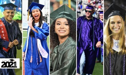 Klein ISD Holds First At-Home Graduations in 44 Years